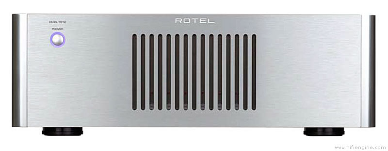 rotel rmb 1512 12 channel power amplifier