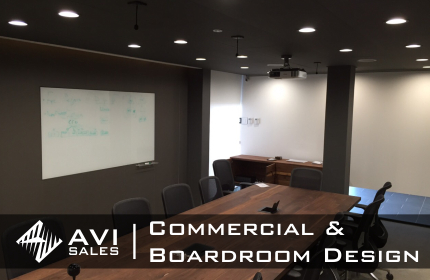 Commercial & Boardroom Design